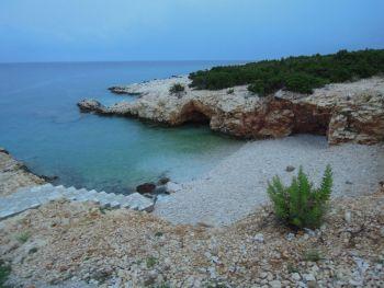 Pláž Jadra