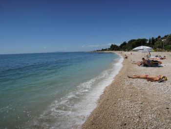 Pláž Novalja