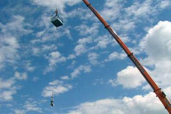 Bungee jumping Novalja