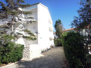Apartmány Novalja - vila Dabo