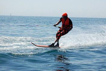 Vodní sporty Novalja